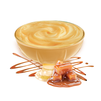 Ready-to-Serve Caramel Pudding